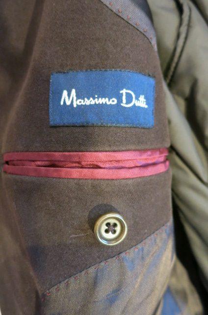 Herrenmantel Massimo Massimo Massimo Herrenmantel mit Dutti Innenweste Dutti Innenweste Dutti mit pzVUqSMG